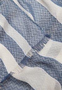 s.Oliver - Scarf - dark blue stripes - 5