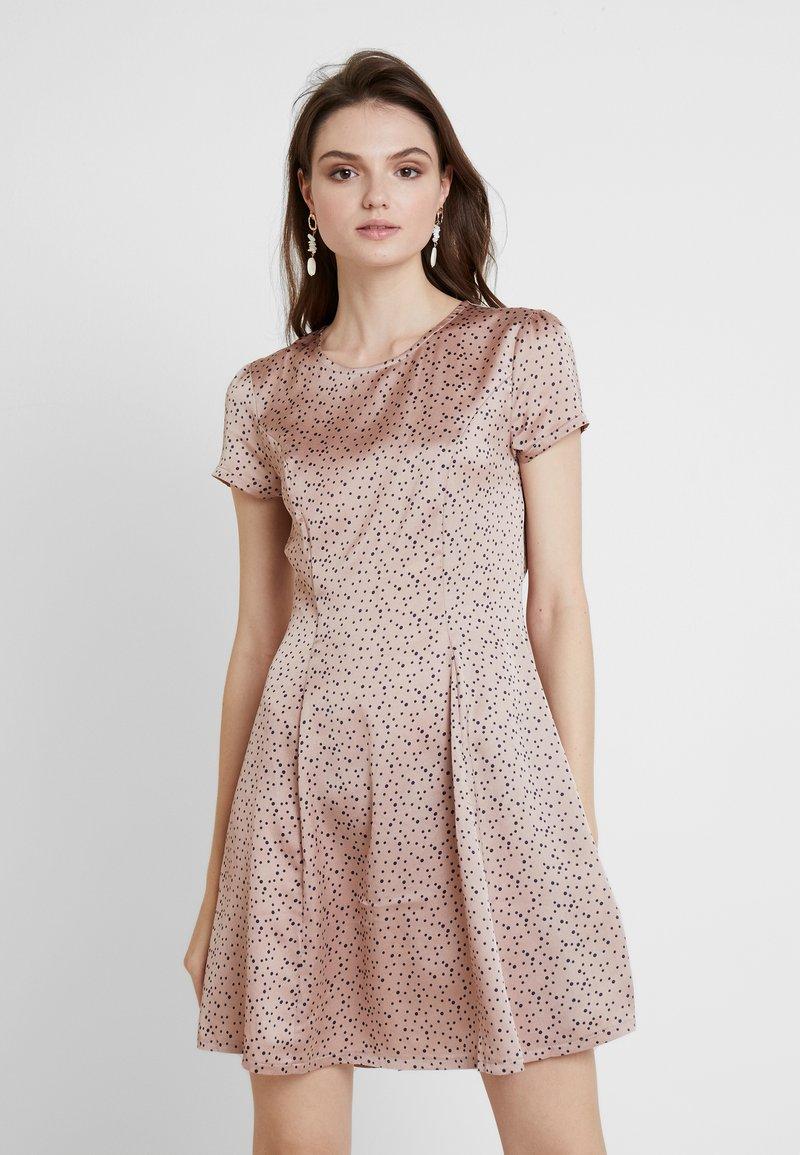 mint&berry - Day dress - dark blue/rose