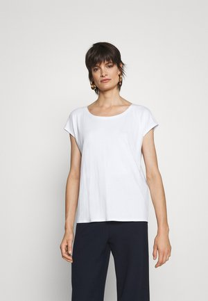 MALDIVE - T-shirt basic - optic white