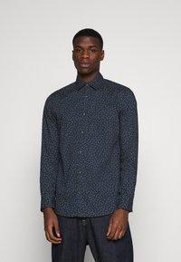Jack & Jones - JORDUDE SLIM FIT - Shirt - navy blazer - 0