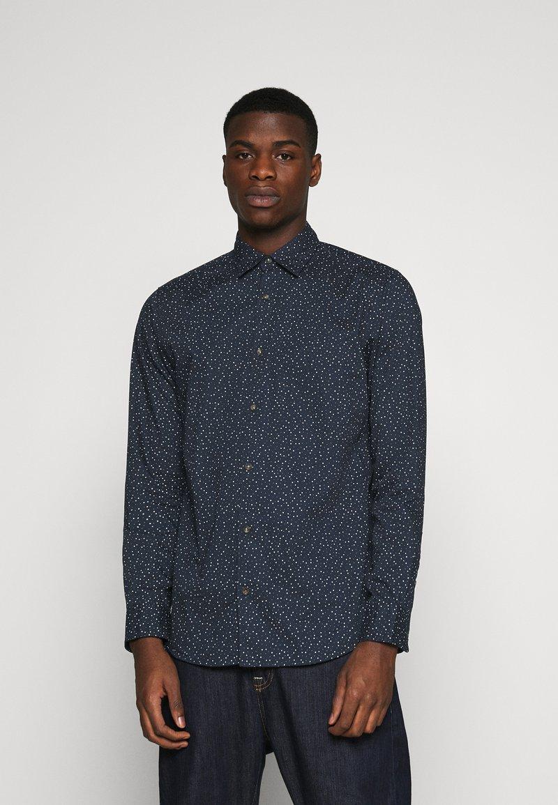 Jack & Jones - JORDUDE SLIM FIT - Shirt - navy blazer