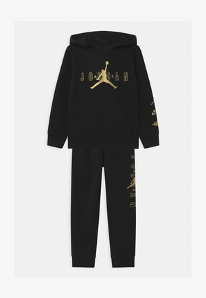 HIGHLIGHTS SET - Tracksuit - black