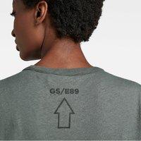 G-Star - TAPE TEE - T-shirt basic - graphite - 3