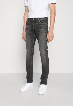 RONNIE - Jeans Tapered Fit - legend grey