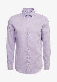 Seidensticker - SLIM FIT - Košile - purple - 4