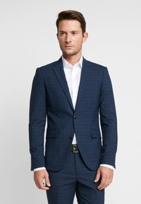 Lindbergh - CHECKED SUIT - Completo - blue - 2