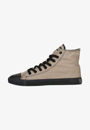 BLACK CAP - Sneakers hoog - moon grey
