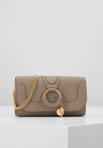 HANA Hana phone wallet - Clutch - motty grey