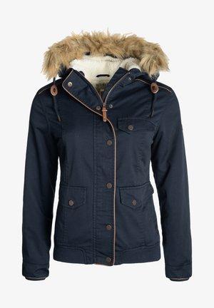 ANNIKA - Winter jacket - dark blue