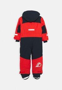 Didriksons - BJÖRNEN KIDS COVER - Snowsuit - poppy red - 2