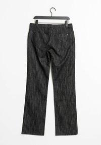 More & More - Straight leg jeans - black - 1