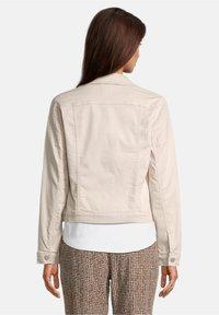 Betty & Co - Denim jacket - grau - 2