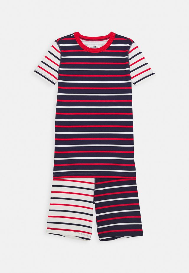 STRIPE SLEEP SET - Pyjama - cocktail