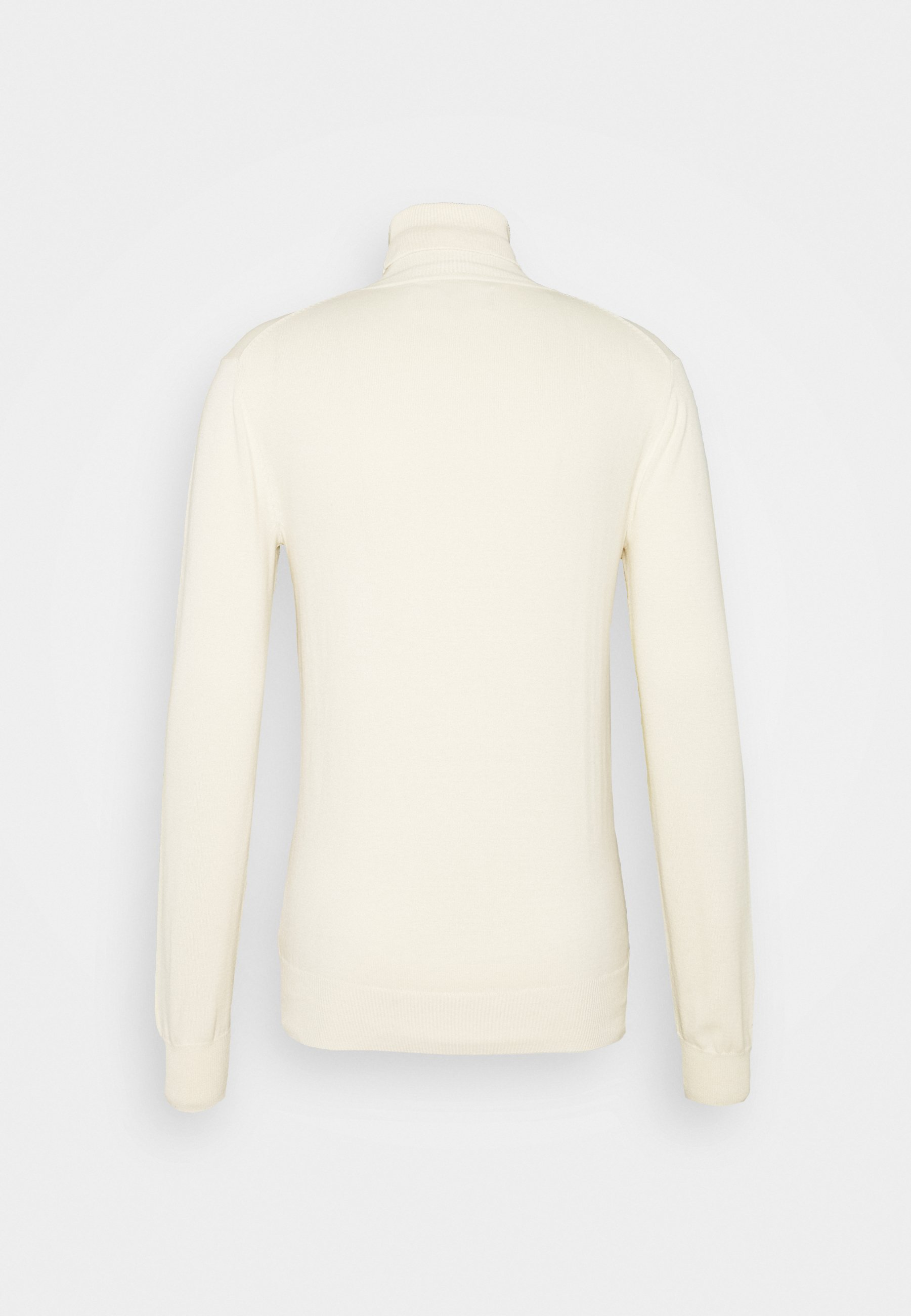 Bertoni Henrik Roll Neck - Strickpullover Antique White