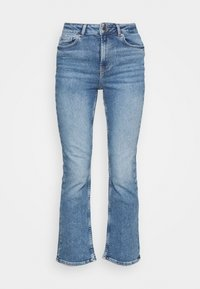 ONLCHARLIE LIFE - Flared Jeans - light blue denim