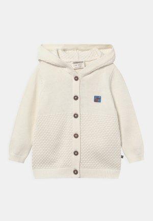 KAPUZEN COZY ICE AGE UNISEX - Cardigan - off white