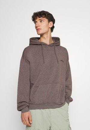 SKATE HOODIE UNISEX - Sweater - nut brown