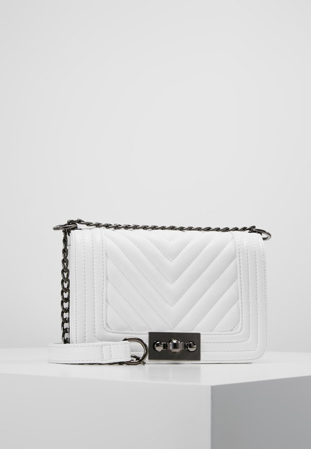 MATILDA BAG - Bandolera - white