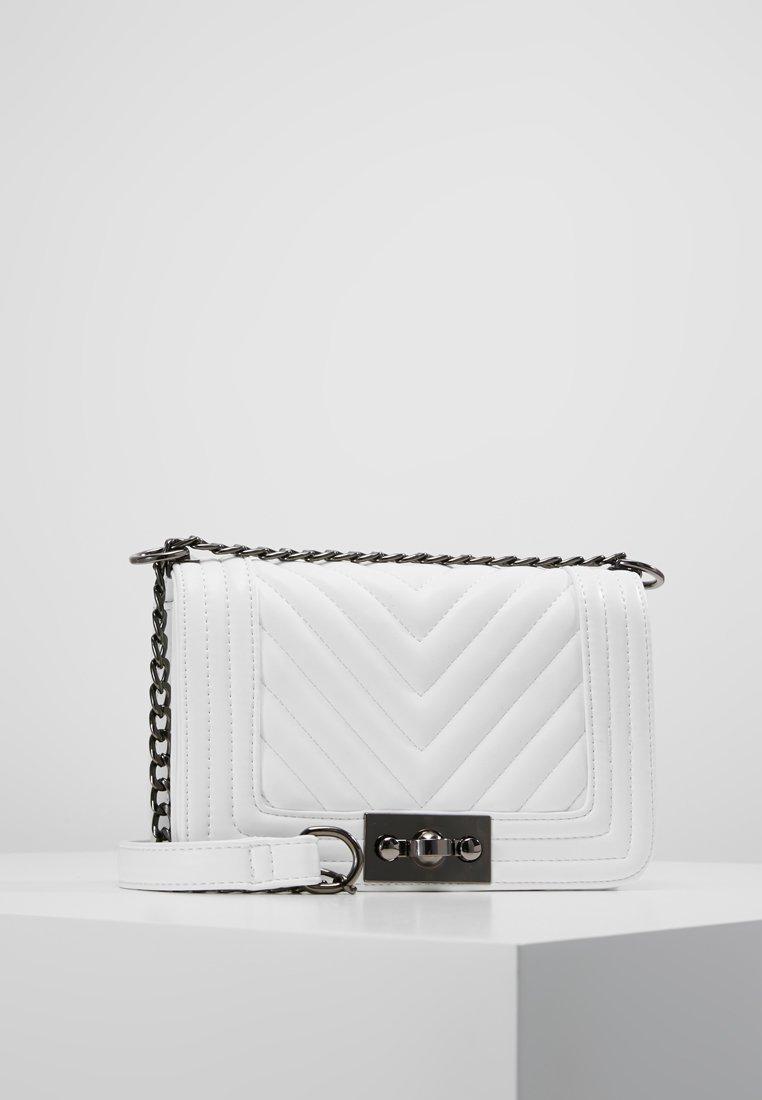 Gina Tricot - MATILDA BAG - Across body bag - white