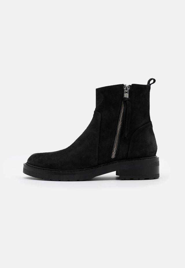 HEIDI ECO - Støvletter - black