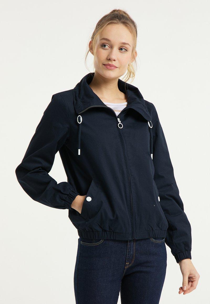 DreiMaster - Light jacket - nachtblau