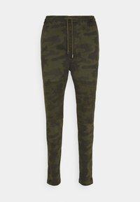 Brave Soul - HADDONBIKER - Cargo trousers - khaki - 3