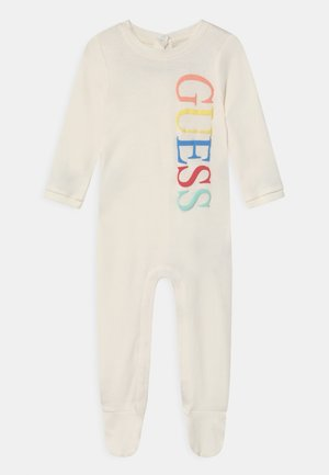 UNISEX - Sleep suit - cream white