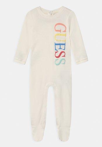 UNISEX - Sleep suit - cream white