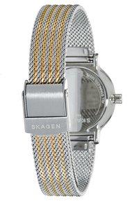Skagen - FREJA - Horloge - silver-coloured/gold-coloured - 2