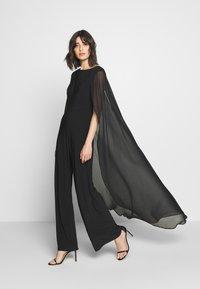 Lauren Ralph Lauren - CLASSIC COMBO - Jumpsuit - black - 1