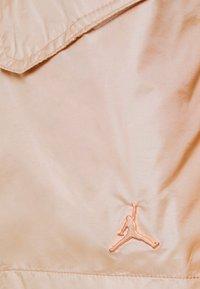 Jordan - FUTURE - Summer jacket - particle beige/ironstone/red bronze - 3