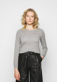 Repeat - Jumper - light grey - 0