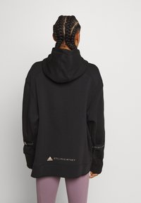 adidas by Stella McCartney - PULL ON - Hoodie - black - 2