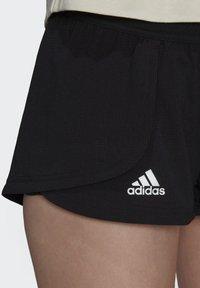 adidas Performance - T MATCH  - Pantalón corto de deporte - black - 3