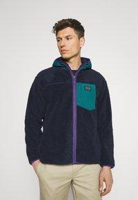 Superdry - ZIP THRU HOOD - Summer jacket - nautical navy - 0