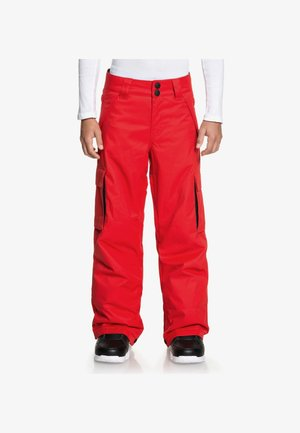 DC SHOES™ BANSHEE - SCHNEEHOSE FÜR JUNGEN 8-16 EDBTP03011 - Snow pants - racing red