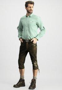Stockerpoint - CAMPOS3 - Shirt - dark green - 1