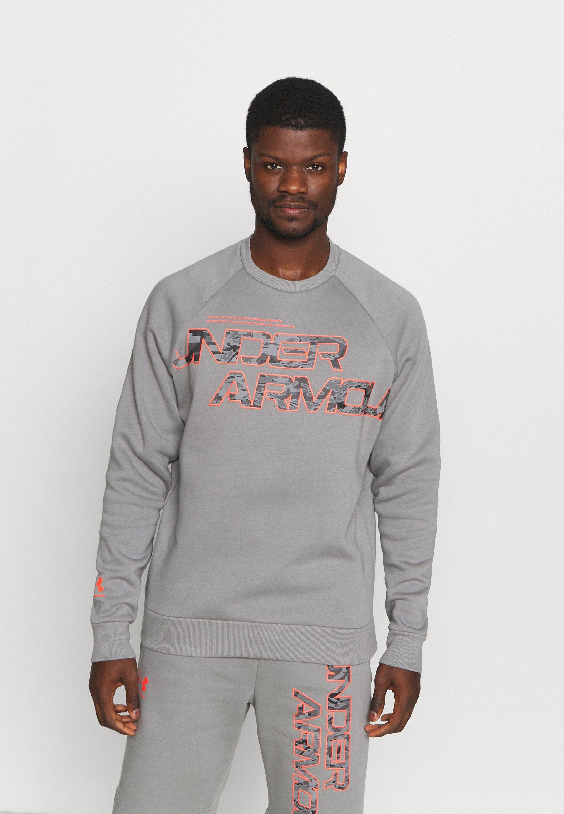 Men RIVAL CAMO SCRIPT - Sweatshirt