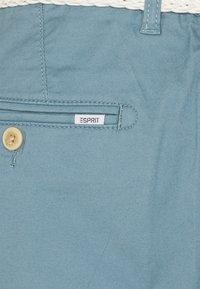 Esprit - Shorts - grey blue - 2
