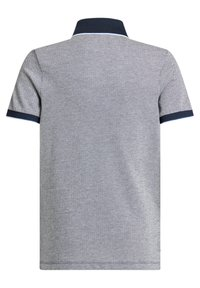 WE Fashion - MET VISGRAATDESSIN - Polo shirt - blue - 4