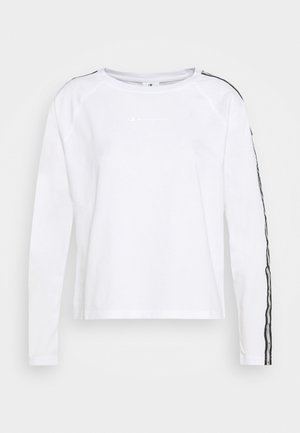 LONG SLEEVE LEGACY - Long sleeved top - white