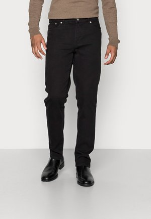 RYDER - Straight leg jeans - black