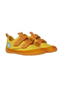 Affenzahn - Touch-strap shoes - gelb - 1