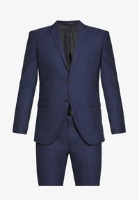 Selected Homme - SLHSLIM MYLOHOLT NAVY SUIT  - Suit - navy - 10