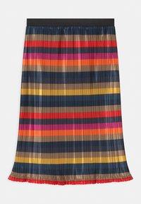Name it - NKFODSANA - Pleated skirt - tannin - 1