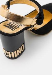 MOSCHINO - High heels - fantasy color - 4