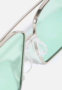 Only & Sons - ONSSUNGLASSES UNISEX - Sunglasses - light green - 3