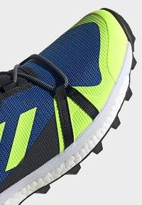 adidas Performance - TERREX SKYCHASER LT HIKING SHOES - Hiking shoes - blue - 7