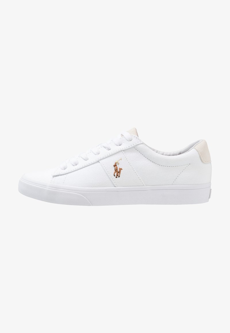 Polo Ralph Lauren - SAYER - Sneakersy niskie - white
