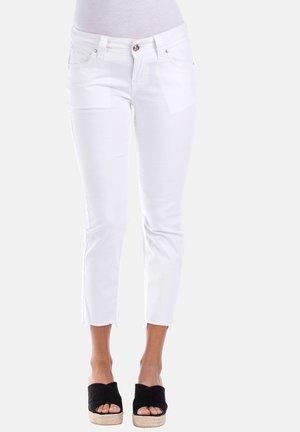 CHARLOTTE - Jeans Skinny Fit - white